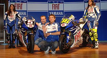 Yamaha announce new livery