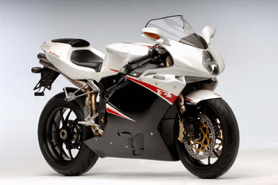 The new F4 R312 from MV Agusta