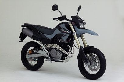 Honda Fmx 650 Supermotard Adventure Rider