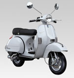 Vespa PX 125 and 150
