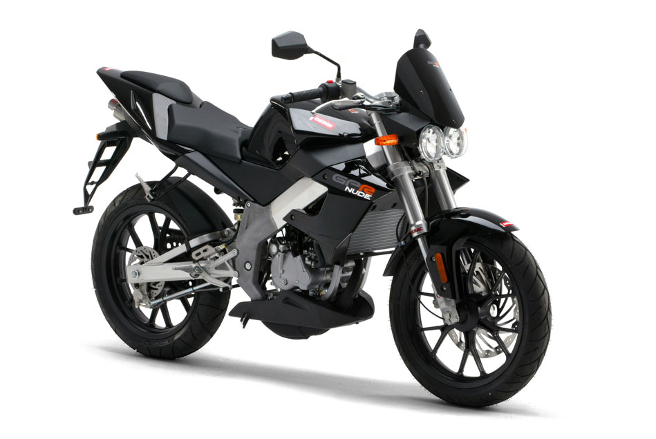 Motorcycle Gallery: Derbi GPR 50 and 125