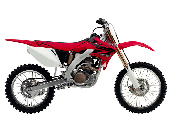 2007 honda crf250r