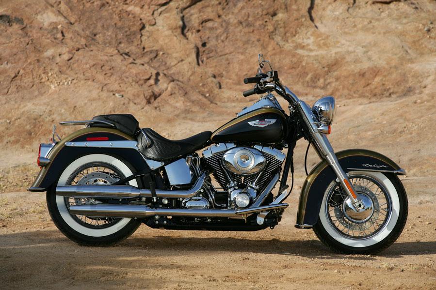 Harley Davidson Flstn Softail Deluxe For Sale Uk