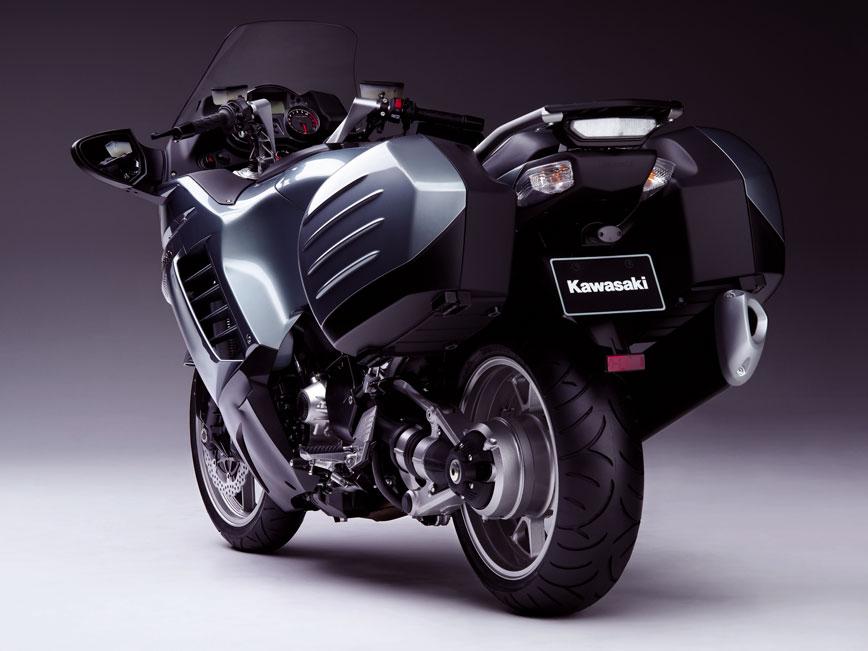 2007 Kawasaki 1400gtr