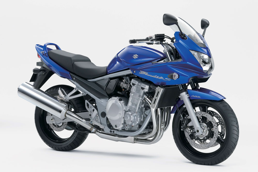 Suzuki GSF650 and GSF650S model history
