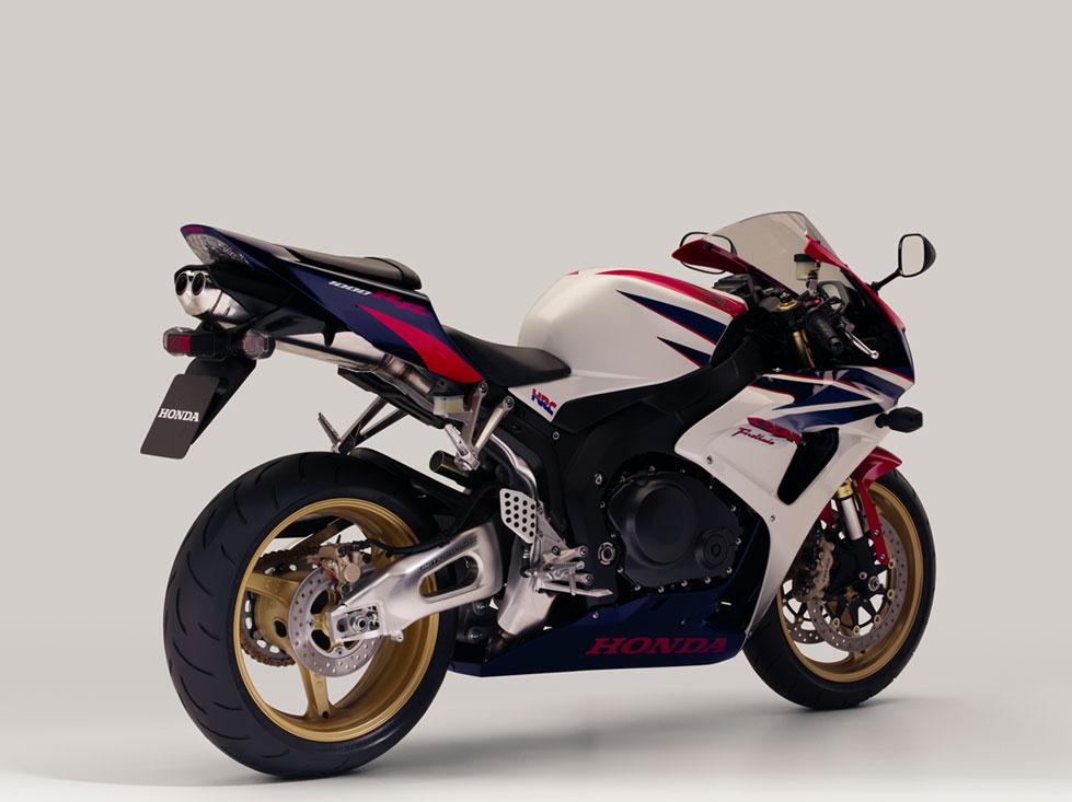 2007 Honda CBR1000RR Fireblade