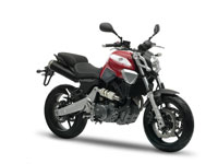 2008 yamaha motorcycle range