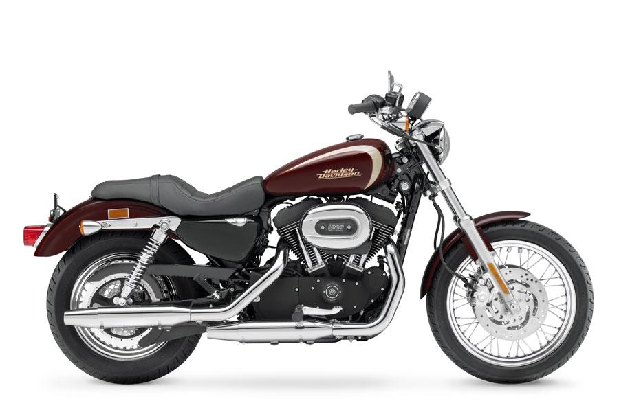 2008 Harley Davidson Xl 1200r Sportster