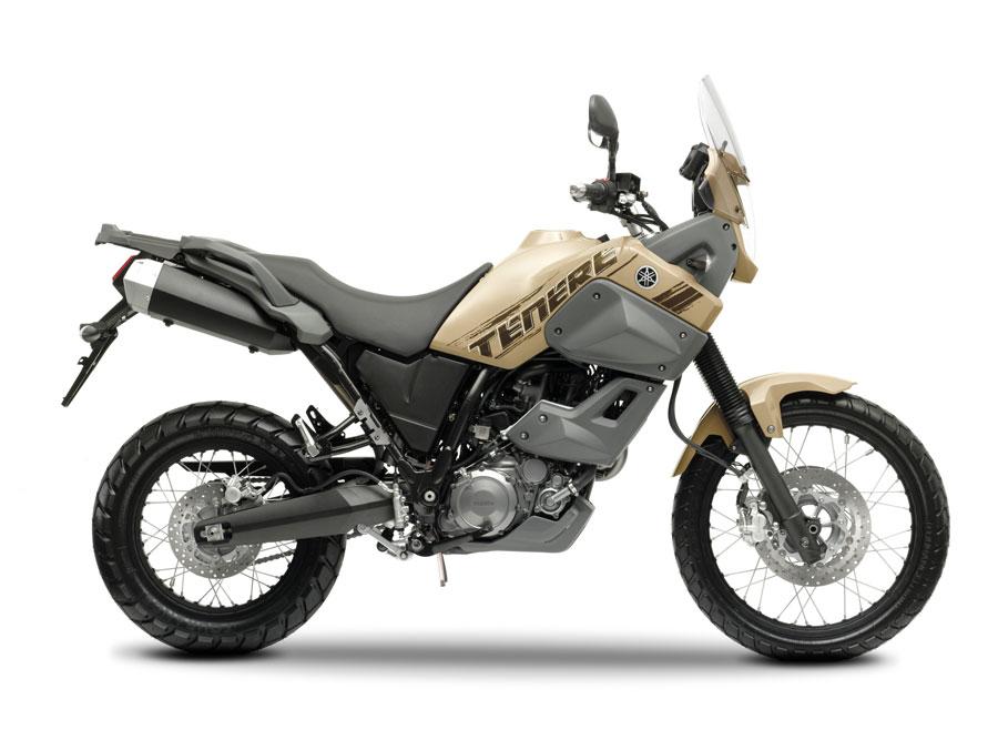 2008 Yamaha XT660Z Tenere