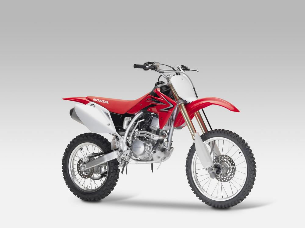2009 Honda Crf150r Rb