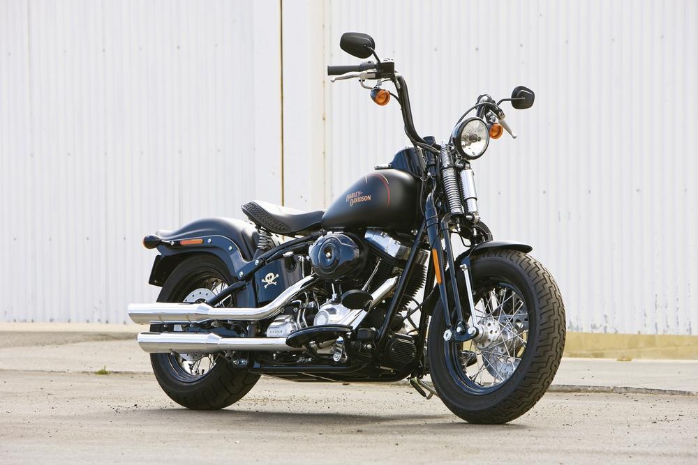 Harley Davidson Flstsb Cross Bones For Sale