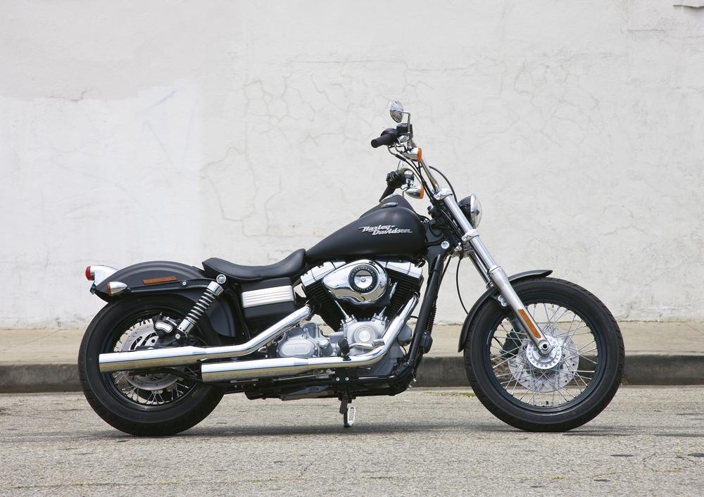 2009 Harley Davidson Fxdb Dyna Street Bob