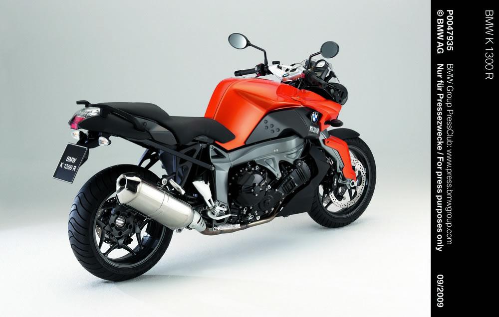 2009 Bmw K 1300 R
