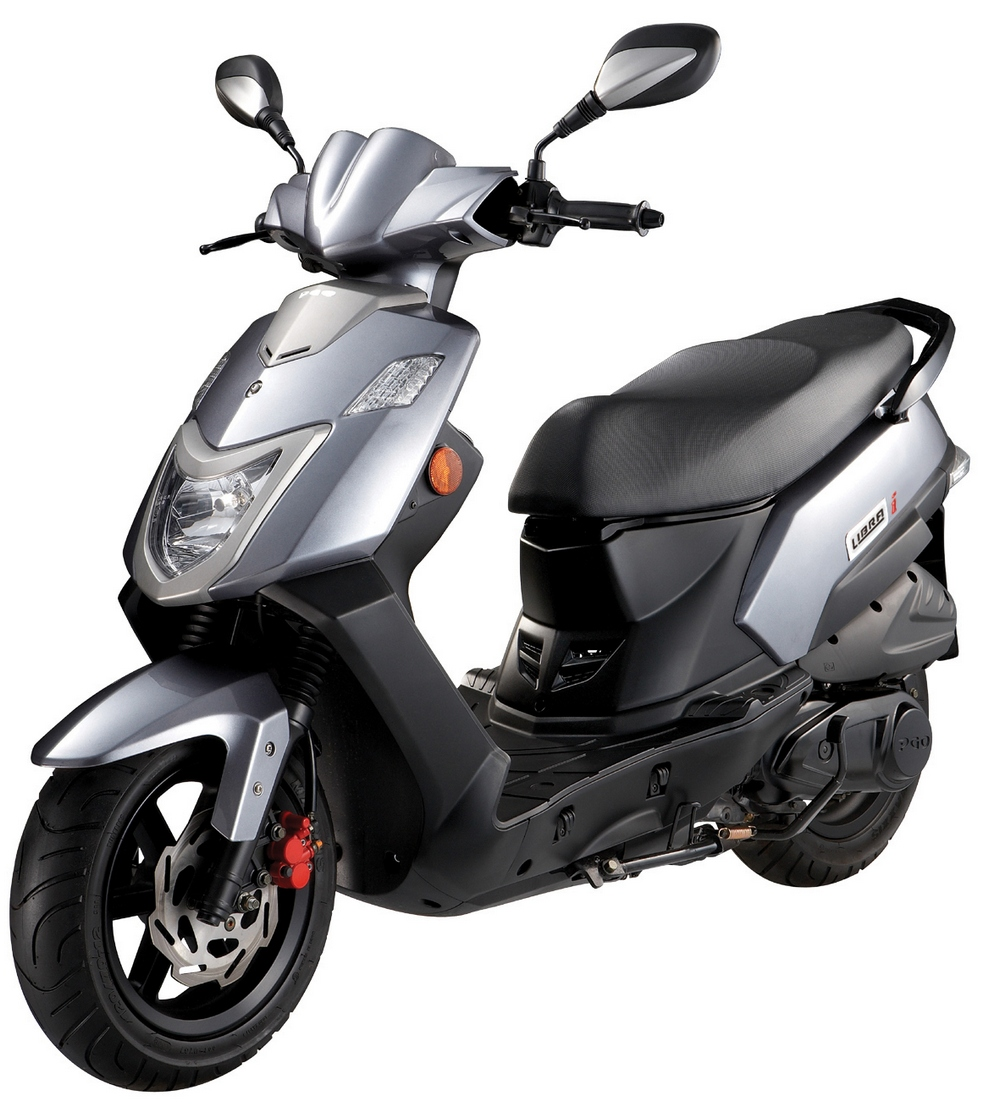 2009 PGO Scooters