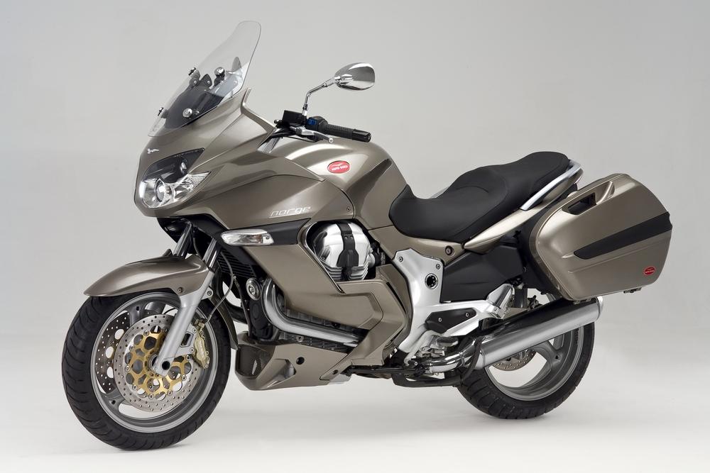 2009 Moto Guzzi Norge 1200 Motorcycle