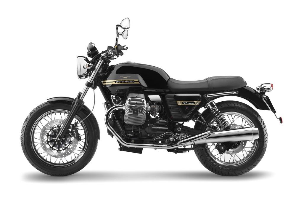 2009 moto guzzi v7 classic. Black Bedroom Furniture Sets. Home Design Ideas