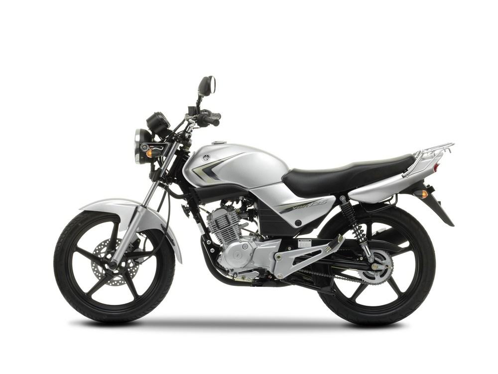 Yamaha ybr 125 frame frame design reviews for Loudon motors minerva ohio