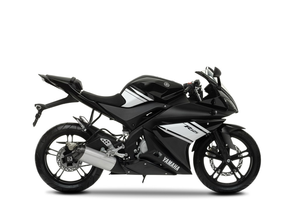 2009 Yamaha YZF-R125 Black Series