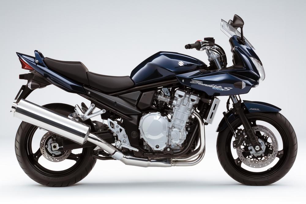 2009 Suzuki Bandit 1250S Picture