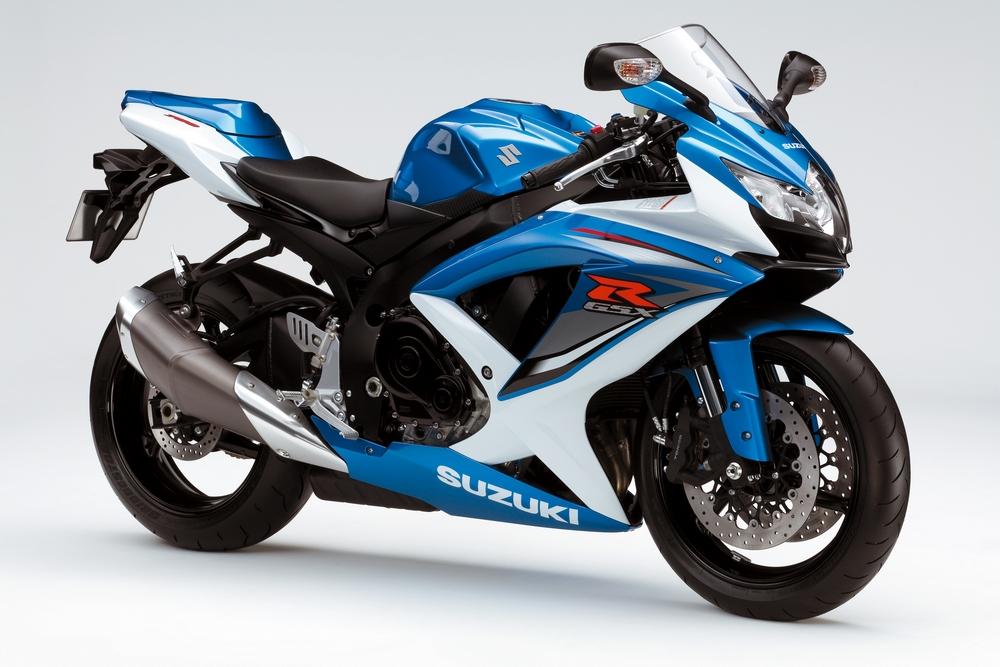 SUZUKI GSX-R750  2009