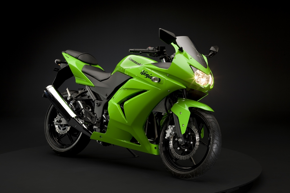 2009 Kawasaki Ninja 250R Wallpaper Gallery