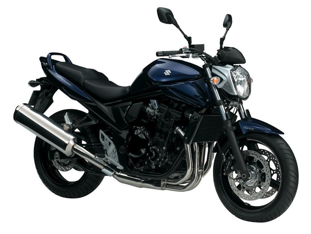 2011 Suzuki Bandit 650 S ABS Motorcy…