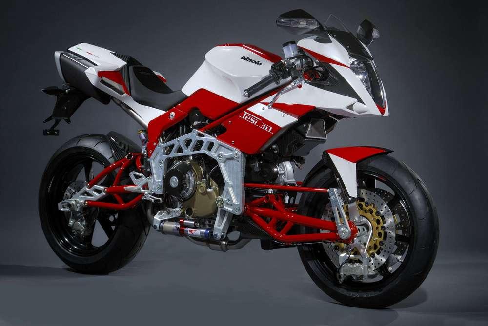 2009 Bimota Motorcycle...