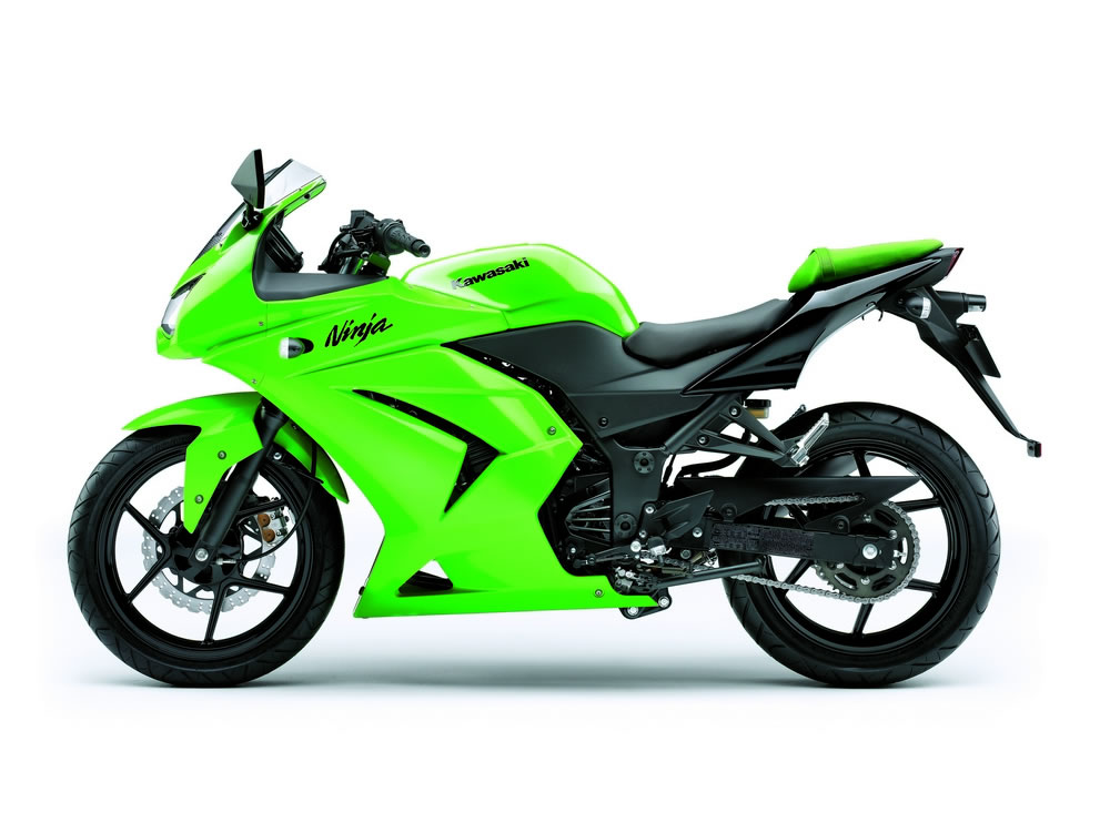 the kawasaki ninja 250r - photo #11