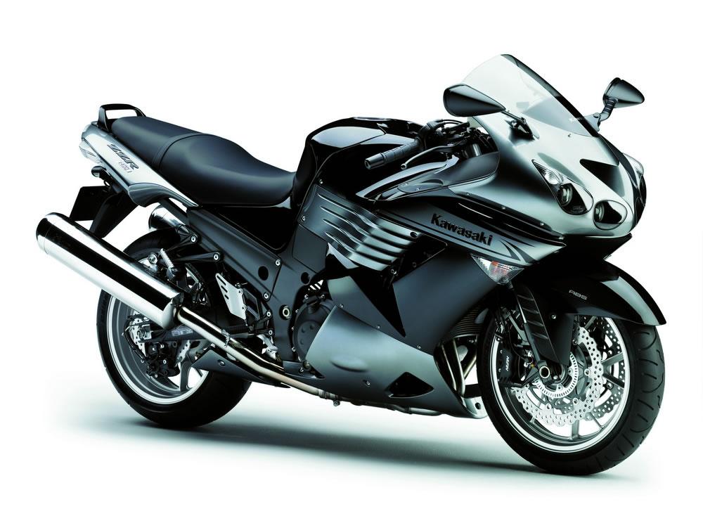2010 Kawasaki ZZR1400