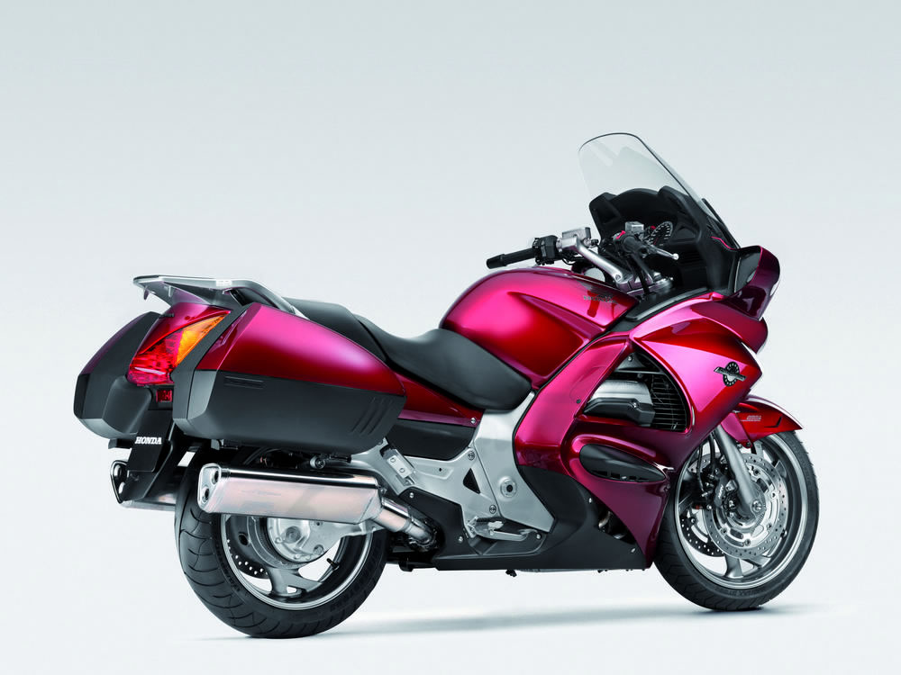 St1300 Honda Review Honda St1300 Pan European