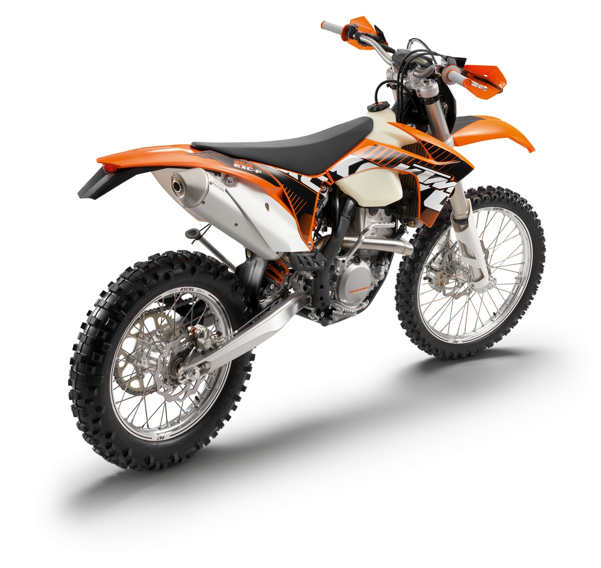 2012 KTM 350 EXC-F