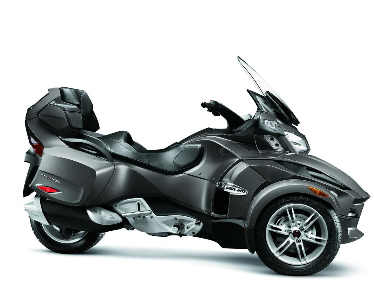 2012 Can An Spyder RT Roadster