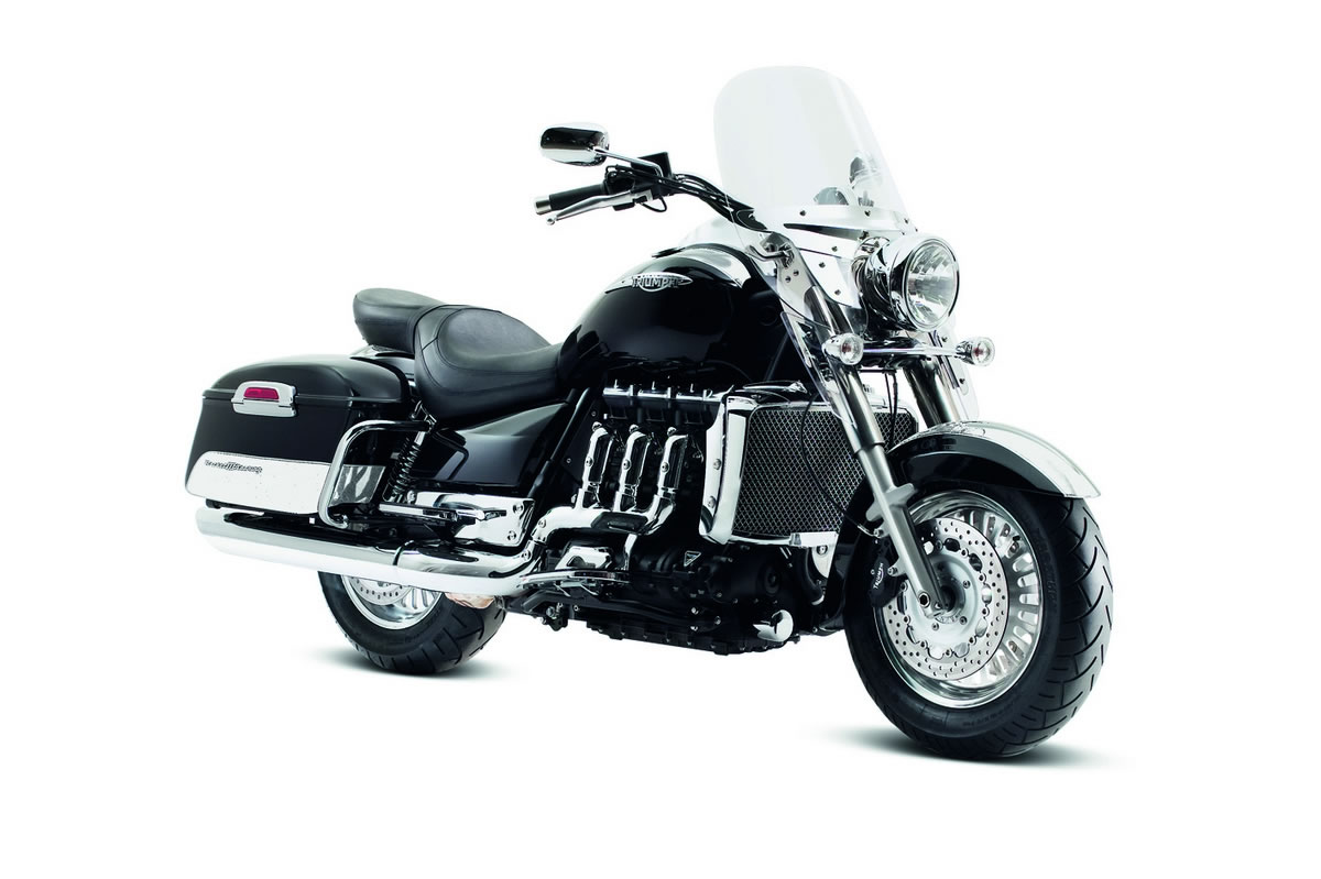 triumph rocket iii motorcycle - photo #23