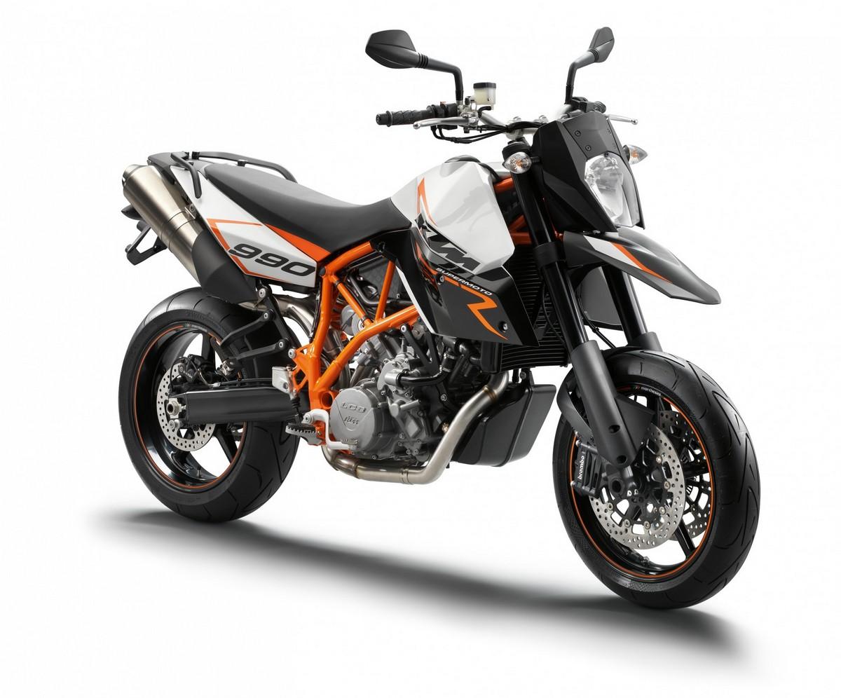 2012 Ktm Motorcycles