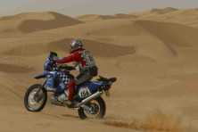 BMW Paris Dakar Rally 2003