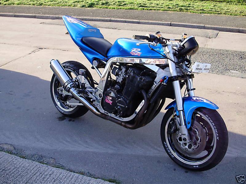 Suzuki Tail Light Mod