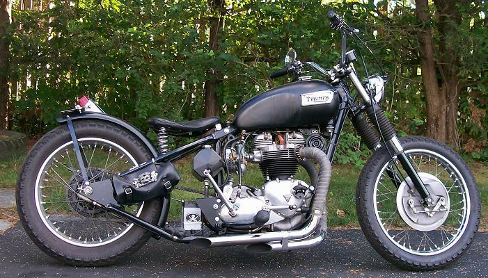 Triumph Custom Motorcycles