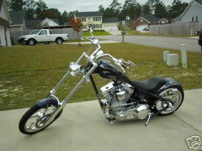 Big Dog Motorcycles Uk