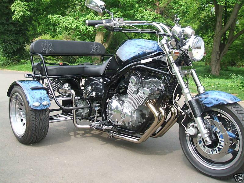 Yamaha Trikes