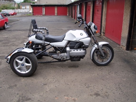 Bmw motorcycle to trike conversions submited images
