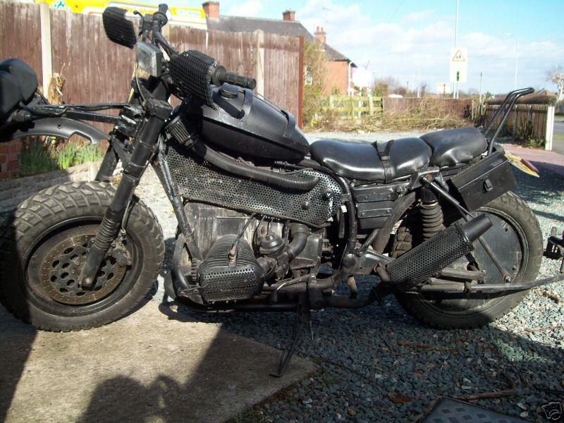 bmw rat bike
