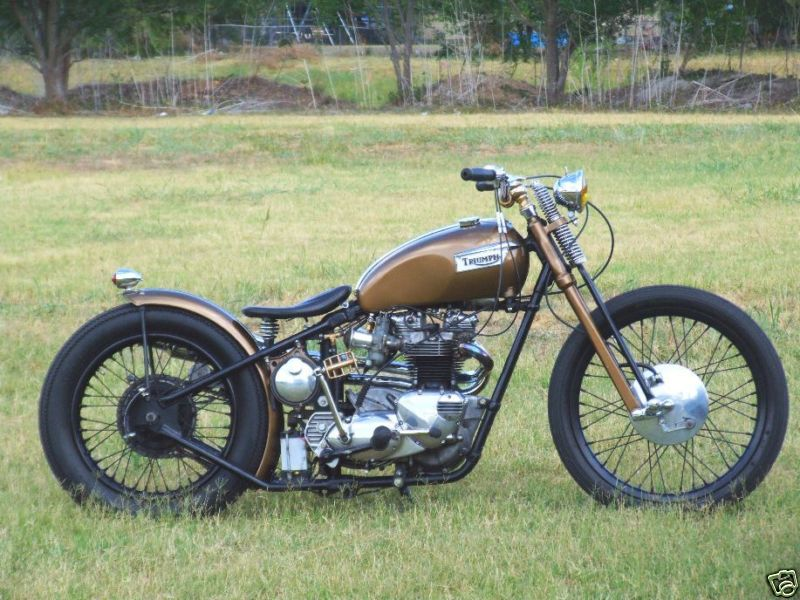 Triumph Custom Motorcycles