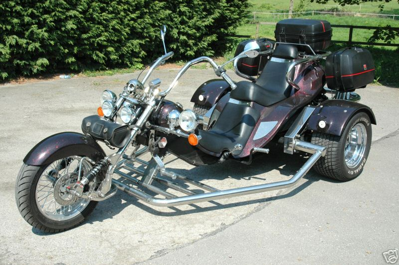 Vw engine trikes vw free engine image for user manual for Motor trikes for sale uk