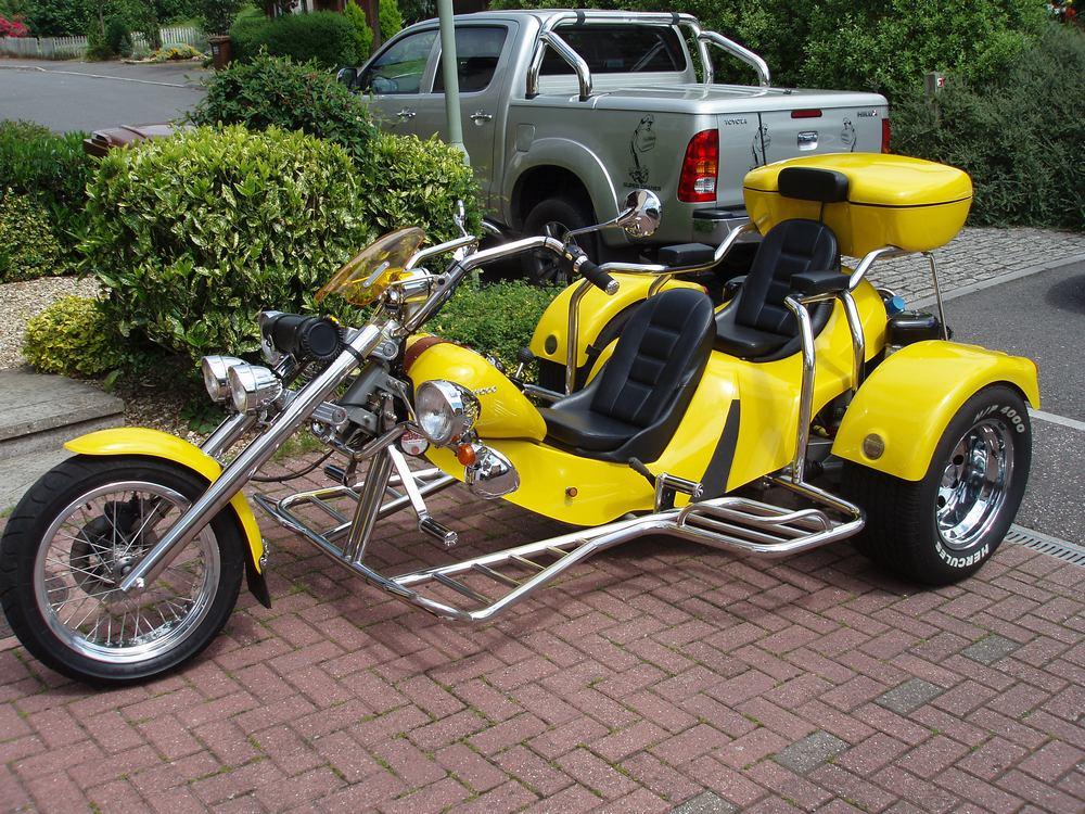Bike conversion Rewaco Victory Motorcycle News -