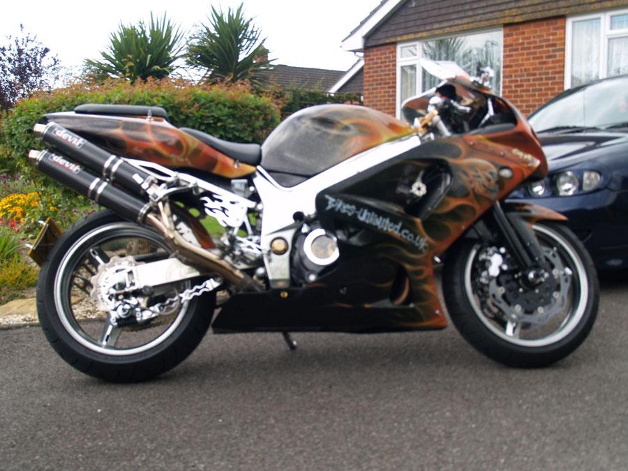 2003 suzuki gsxr 600