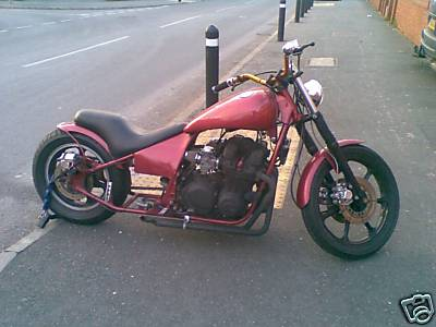 Kawasaki Custom Motorcycles