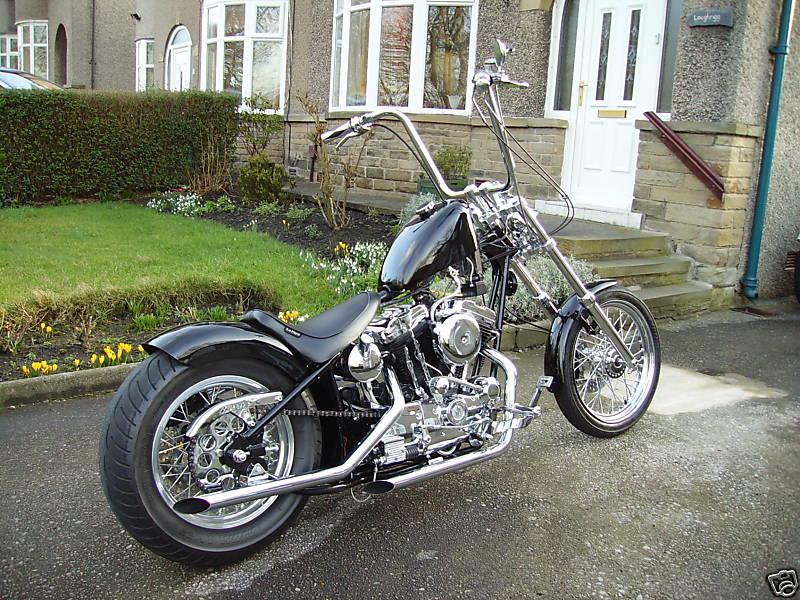 Harley Davidson Custom Motorcycles