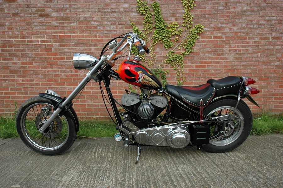 Indian Custom Motorcycles