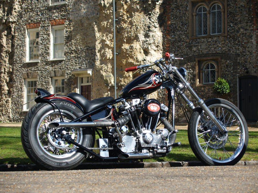 Harley-Davidson Ironhead Chopper 900 x 675 · 224 kB · jpeg