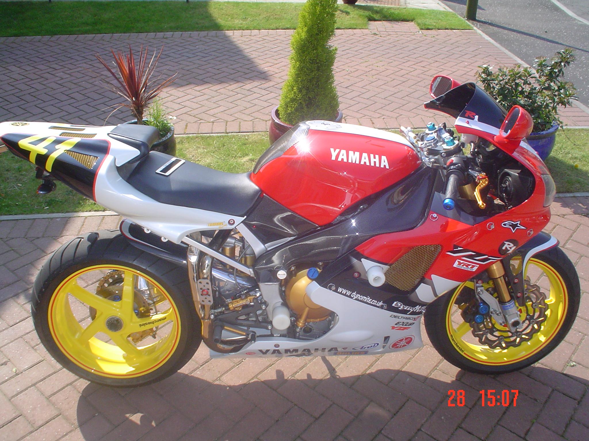1999 Trick Yamaha YZF R1